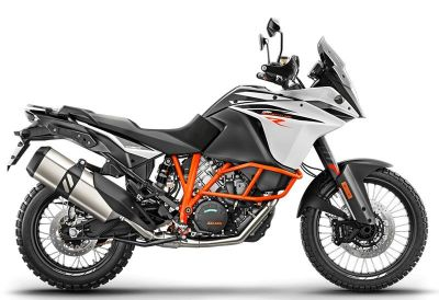 2017 KTM 1090 Adventure R Dual Purpose Motorcycles Lakeport, CA