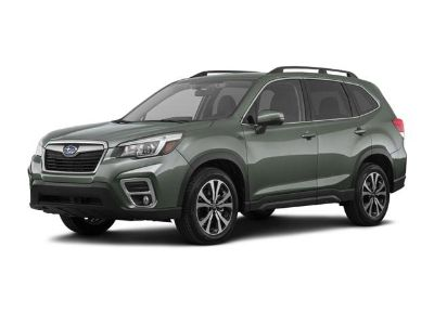 2019 Subaru Forester (Jasper Green Metallic)