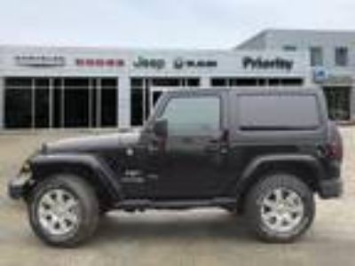 2018 Jeep Wrangler Black, new