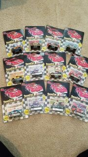 NASCAR collectible cars/cards. .50 each or 12 for $5. MEET AT GRIFFIN WALMART