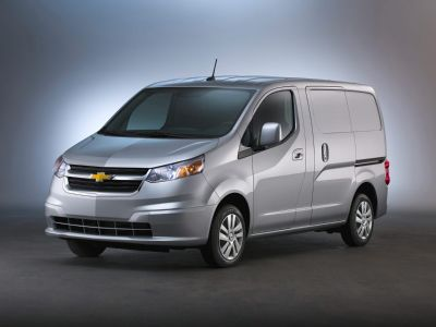 2015 Chevrolet City Express 1LT (Designer White)