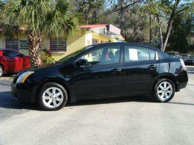 2008 Nissan Sentra 2.0 S (Black)
