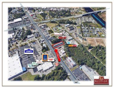 Main Plaza-Retail/Office Strip Center, North Myrtle Beach, SC. For Sale