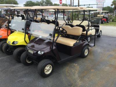 2014 E-Z-Go 4 Passenger TXT 48V Golf Golf Carts Fort Pierce, FL