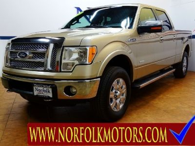 2011 Ford F-150 Lariat 4WD SuperCrew 6.5 ft Box