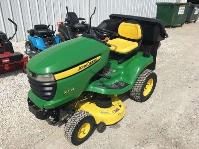 $2,500, 2007 John Deere X304 Tractor