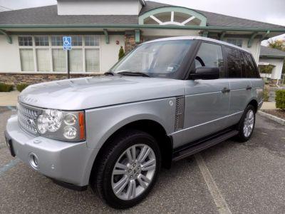 $20,995, silver blue 2011 Land Rover Range Rover $20,995.00 | Call: (888) 439-4970