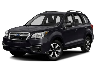 2018 Subaru Forester 2.5i (Ice Silver Metallic)