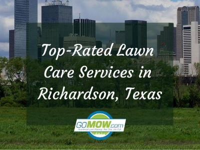 Searching for an affordable and best lawn servie in Richardson? GoMow is honored.