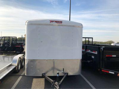 2018 TNT Trailer, LLC 16' X 7' TA CARGO TRAILER Equipment Trailer Trailers Elk Grove, CA
