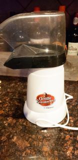 Orville air pop popcorn maker