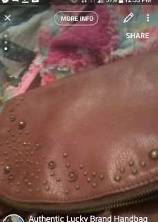 Authentic Lucky Brand Purse
