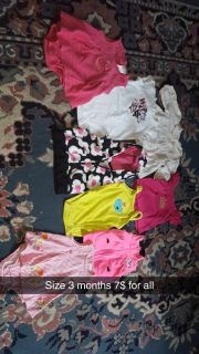 3 month girl clothes