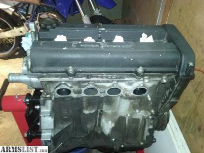 For Sale/Trade: Honda B18 longblock for barter