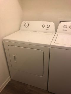 MOVING SALE washer and dryer