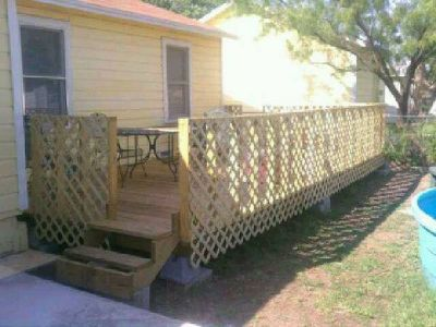 $800 house for rent (san angelo)