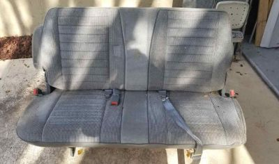 Bench seat for Chev. Astro or GMC Safari van