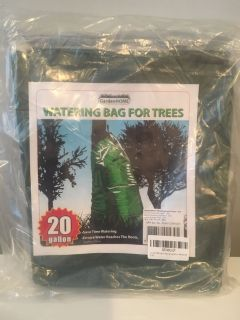 20 gallons watering bag for trees (3 sets included)