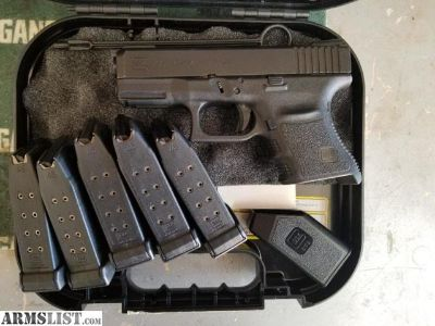 For Sale: Glock 30 sf W/ Extras