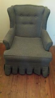 $75, Antique Sitting Chairs