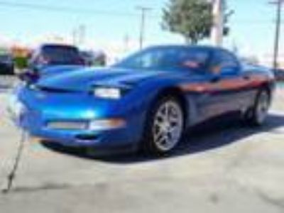 2002 Chevrolet Corvette Z06 2002 Chevrolet Corvette Z06 Salvage Wrecked Perfect