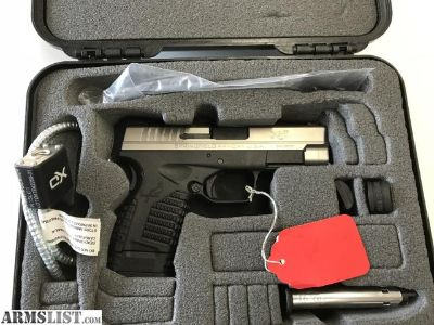 For Sale: Springfield Armory XP5