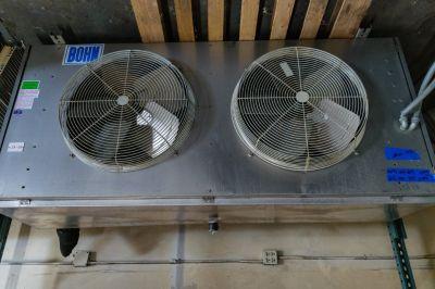 BOHN BHE450DWAL5A Evaporator