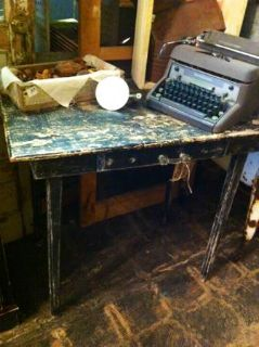 Old chippy table