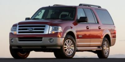2014 Ford Expedition EL Eddie Bauer (Red)