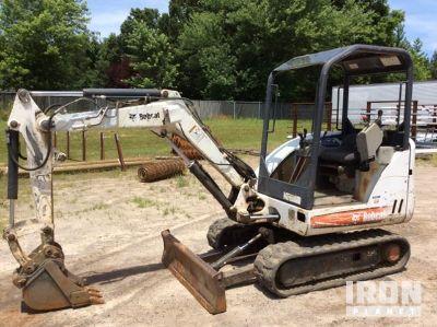 2005 Bobcat 325G Mini Excavator