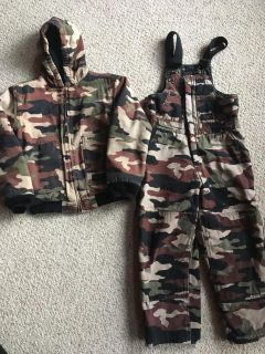 Youth Hunting Outfit