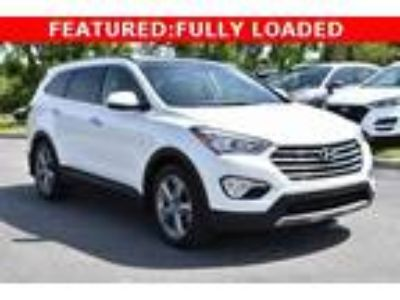 used 2015 Hyundai Santa Fe for sale.