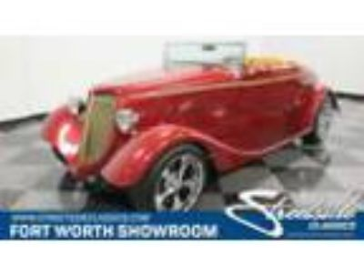 1934 Ford Other -- Classic Open Air Street Rod, 350 v8, 700R4 Auto