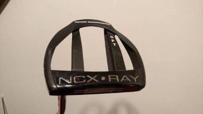 Never Compromise - X-Ray SFT Full Mallet Putter - Right Handed - 35""