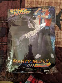 Back to The Future Marty McFly Kids Costume