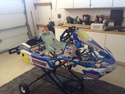 "Find Go Kart ""Benik"" cadet nation wide kart winner motorcycle in Chino Hills, California, United States, for US $2,600.00"