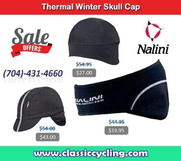 Big Sale on Nalini Winter Caps for Men @ Classic Cycling