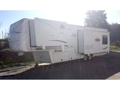 2005 ALFA SEEYA FIFTH WHEEL CAMPER, 35FT, ...