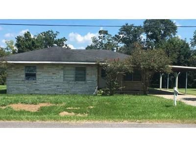 3 Bed 2 Bath Foreclosure Property in Napoleonville, LA 70390 - Highway 1