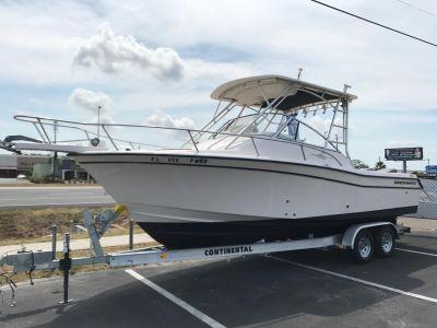 2002 Grady-White Express 265 Saltwater Fishing Boats Boats Holiday, FL