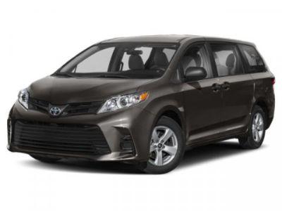2020 Toyota Sienna Limited Premium (Blizzard Pearl)