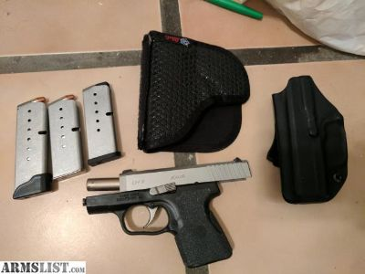 For Sale/Trade: kahr cm9 with extras
