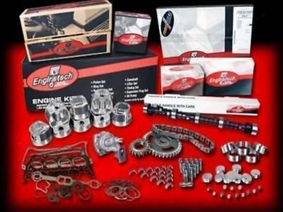 Buy SBC Chevy 350 5.7L STAGE 4 Hi-Perf Engine Rebuild Kit Camshaft Pistons lifter motorcycle in Chicago, Illinois, US, for US $425.00