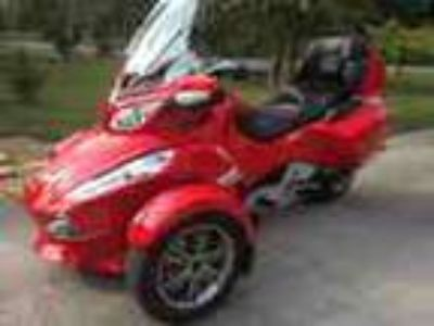 2012 Can Am Spyder Rt Se5