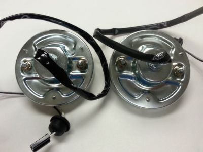 Buy 1969 69 Chevy Camaro Parking light Lenses Lens and Housing Kit motorcycle in Overland Park, Kansas, United States, for US $105.00