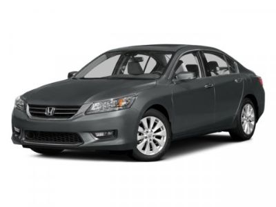 2015 Honda Accord Touring (Alabaster Silver Metallic)
