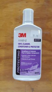Find 3M Marine Vinyl Cleaner, Conditioner & Protector motorcycle in Crawfordville, Florida, United States, for US $19.59