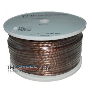 Sell The Wires Zone PW8B-250 High Performance Black 8 Gauge 250 Feet Power Cable Wire motorcycle in Los Angeles, California, United States, for US $49.95