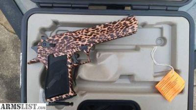 For Sale: Desert Eagle 50AE