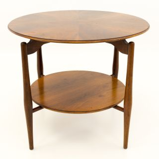 John Widdicomb Mid Century Modern Side End Table